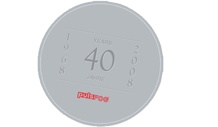 pulsFOG 40 years of fogging excellence