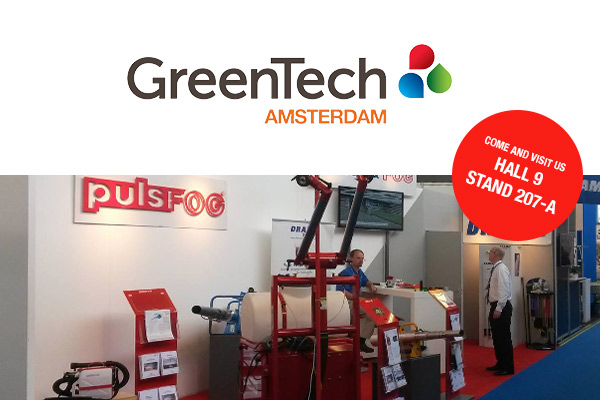 visit us and Dramm on stand 207-A in hall 9