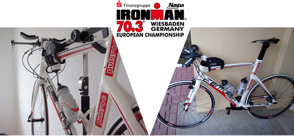 Sponsor for the 2013 Ironman